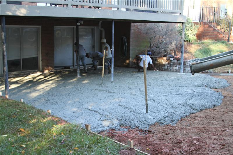 Concrete Nc 187 Pool Deck Resurfacing New Pool Decks